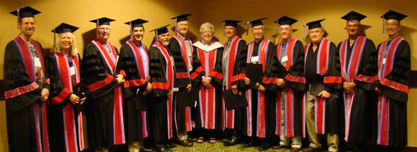 American College Of Dentists - Induction - 2009