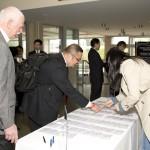Brunette Symposium Reception